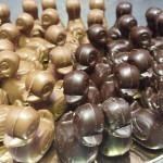 Chocolade eendjes