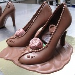 Chocolade pumps