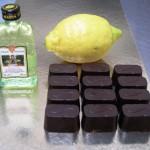 Citroen limoncello bonbons