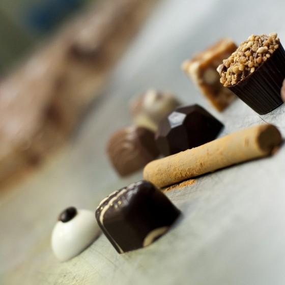 Diverse bonbons