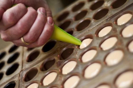 Handmatig bonbons maken 7
