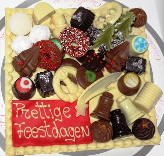 Kerst Relatiegeschenk bonbons en chocolade 2