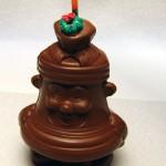 Chocolade kerstklok melk