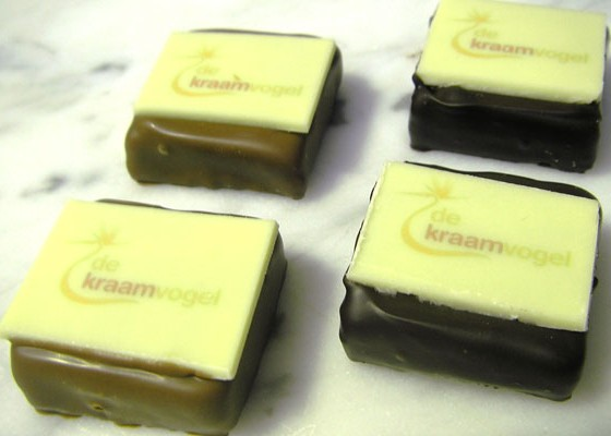 Logo bonbons detail