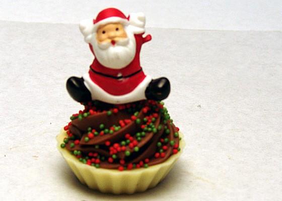 Tafelbonbon kerst