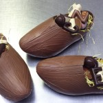 chocolade klomp met 5 dec lekkernij