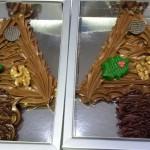 chocolade Kerstboom roomchocolade