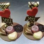 I Love You chocolade