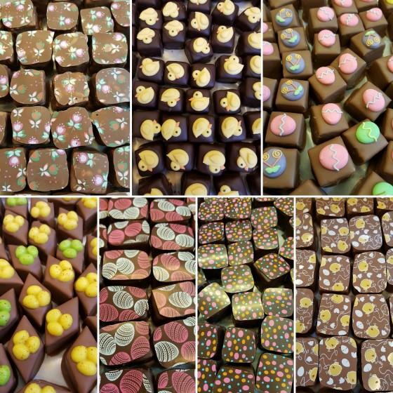 Paas bonbons