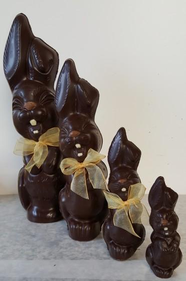 chocolade haasjes